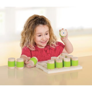 Link to Guidecraft Weight Cylinders - MultiColor Similar Items in Learning & Educational Toys