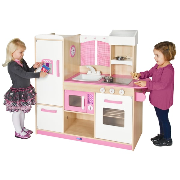 Play Along Pink Kitchen Photo Album  Johngupta com kitchen designs