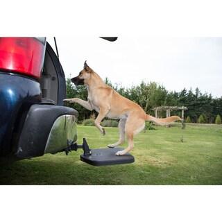 PortablePET Twistep SUV Dog Step - Black