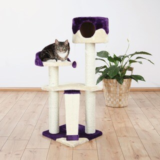 Trixie Carla 41-inch Plush Cat Tree
