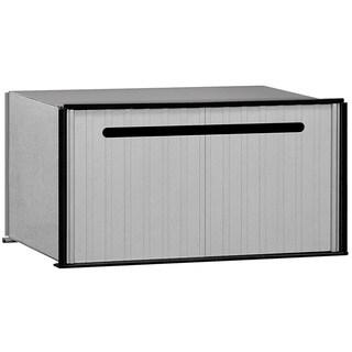 Salsbury Aluminum Drop Box