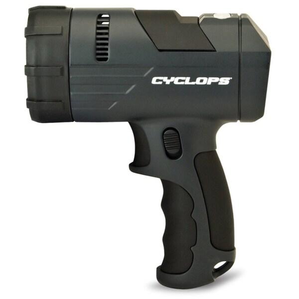Gsm Cyclops Revo 900 Lumen Handheld Rechargeable Spotlight
