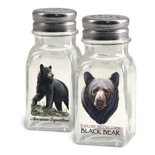 American Expedition Salt and Pepper Shakers