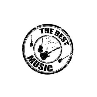 Best Music Stamp Vinyl Wall Art