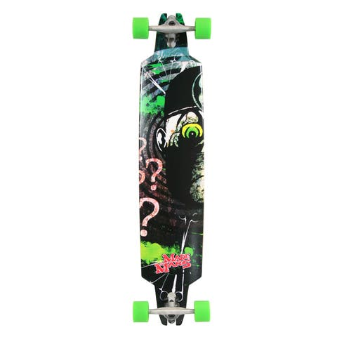Made in Mars Dr. Madd Longboard