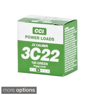 D.T. Systems .22 Caliber Blank Power Loads