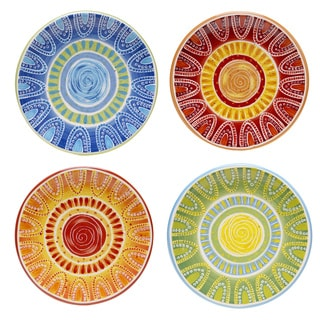 Tapas Assorted Canape Plate (Set of 4)