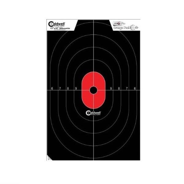 Caldwell Silhouette Flake off Target 8 pk
