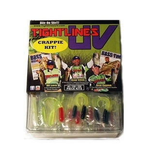 Tightlines UV Crappie kit