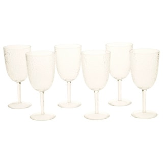 Clear All-purpose 16-ounce Goblet (Set of 6)