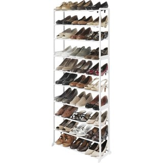 Whitmor 6780-3048-WHT Shoe Rack