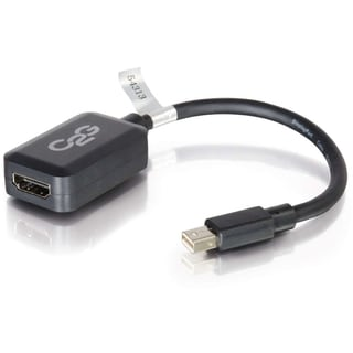 C2G 8in Mini DisplayPort to HDMI Adapter-Thunderbolt to HDMI Converte