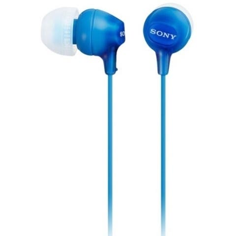 Sony Fashion Color EX Earbud Headset