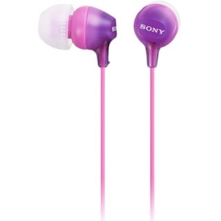 Sony Fashion Color EX Earbud Headset