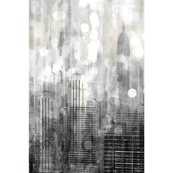 Parvez Taj 'Empire 2' Canvas Art