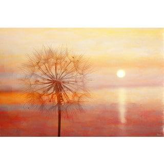 Parvez Taj 'Dandy Sunset' Canvas Art