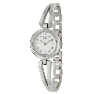 ESQ by Movado Women's 07101442 'Corbel' Stainless Steel Swiss Quartz Watch