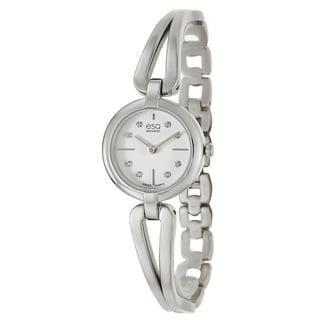 ESQ by Movado Women's 07101442 'Corbel' Stainless Steel Swiss Quartz Watch