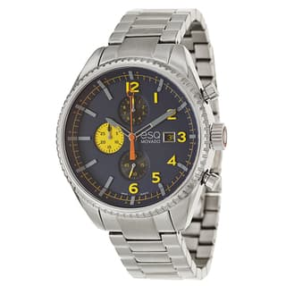 ESQ by Movado Men's 07301446 'Catalyst' Stainless Steel Chronograph Watch|https://ak1.ostkcdn.com/images/products/9069158/P16262027.jpg?impolicy=medium