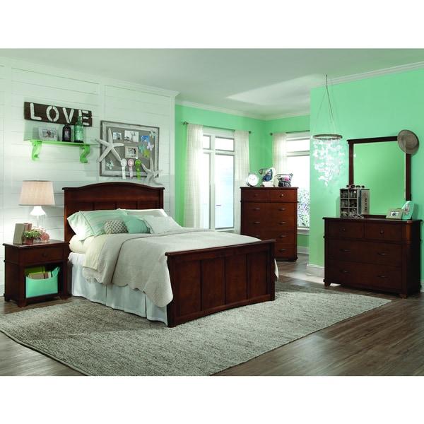 Woodridge Arched Full-size Bed