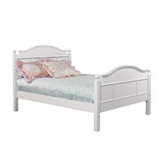 Bolton Emma White Vintage Full-size Bed