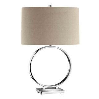 O' Chrome Table Lamp