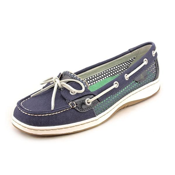 Shop 'Angelfish' Sperry Top Sider Damens's 'Angelfish' Shop Canvas Casual Schuhes Free ... 96f24d