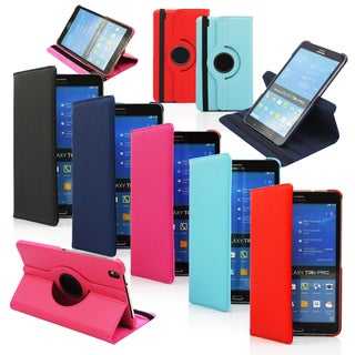 Gearonic PU Leather Smart Rotating Case for Samsung Tab 3 Pro 8.4 T320