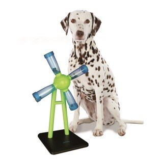 Link to TRIXIE Windmill Interactive Dog Toy (Level 1) Similar Items in Cat Toys & Tunnels