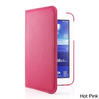 Gearonic PU Leather Rotating Case for Samsung Galaxy Tab 3 7inch T210 (3 options available)