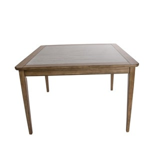 Weatherford Grey Gathering Table