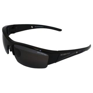Bobster Ryval Street Sunglasses Gloss Blk Frame Smoked Lens