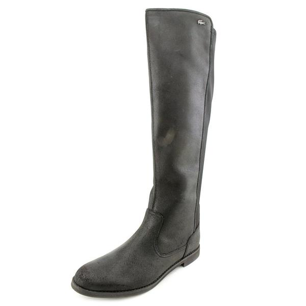 f8ae8e2f8 Shop Lacoste Women s  Rosemont  Leather Boots - Free Shipping Today ...