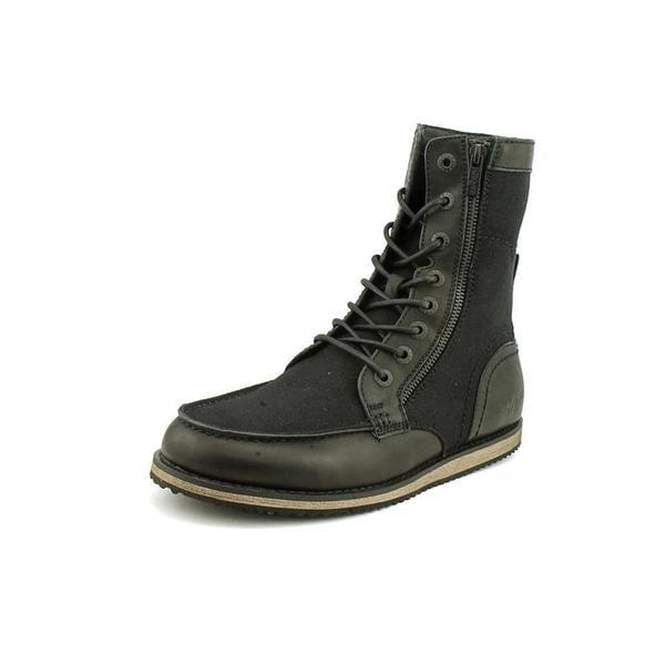 7d0be4d5b5e76 Shop Levi's Men's 'Larkin' Leather Boots - Free Shipping Today ...