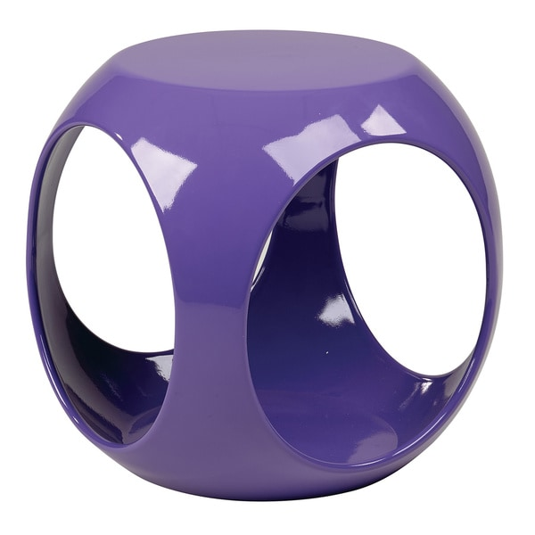 Slick High Gloss Accent Table