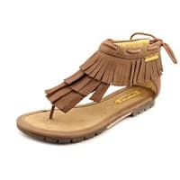 Caterpillar Women's 'Jazmyne' Leather Sandals (Size  7.5 )