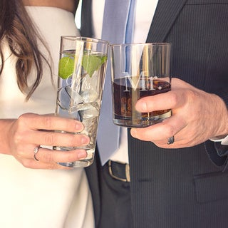 Mr. & Mrs. Cocktail Set