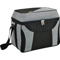 Picnic at Ascot Dome Top Cooler Houndstooth