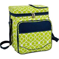 Picnic at Ascot Picnic Cooler For Two Trellis Green