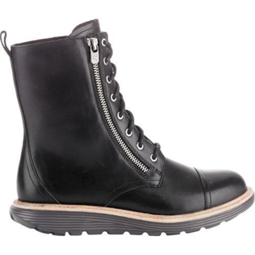 9f9f43b59 ... Thumbnail Women  x27 s Rockport truWALK Zero Welt Mid Zip Boot Black  Leather ...