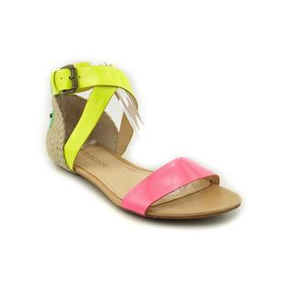 Enzo Angiolini Women's 'Katira' Leather Sandals (Size 7.5 )