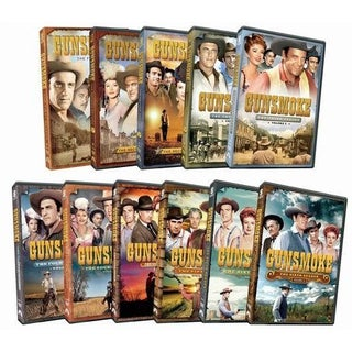 Gunsmoke: Seasons 6-10 (DVD)