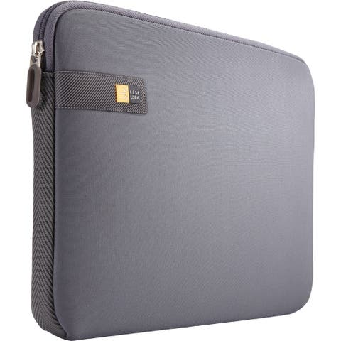 "Case Logic LAPS-113 GRAPHITE Carrying Case (Sleeve) for Apple 13.3"" Notebook, MacBook - Graphite"