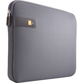 "Case Logic LAPS-113 Carrying Case (Sleeve) 13.3"" MacBook - Graphite"