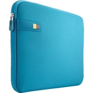 "Case Logic LAPS-113 PEACOCK Carrying Case (Sleeve) for Apple 13.3"" Notebook, MacBook - Peacock"