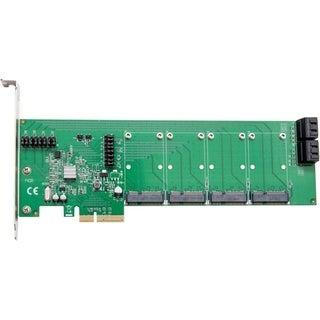 SYBA Multimedia PCI-Express SATA RAID Controller Card