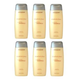 Alfaparf Milano Semi Di Lino Cristalli Illuminating 8.45-ounce Shampoo (Pack of 6)