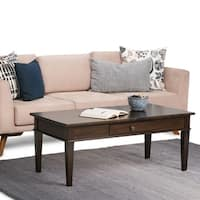 WYNDENHALL Sterling Coffee Table