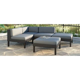 Vinyl Patio Furniture Shop The Best Outdoor Seating Dining - Sofa center oakland