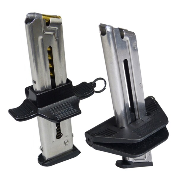 Lula .22LR Narrow Single Stack Mags w/Side Button Loader Set